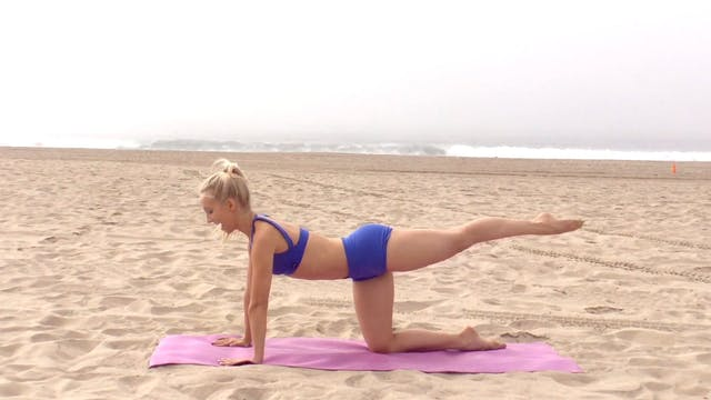 Ballet Beach Body with Maxine Hupy