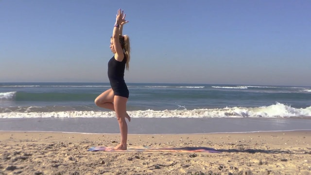 Ultra Power Yoga Flow with Lindsay McCarthy