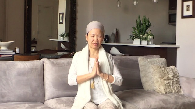 Kundalini Basics - Long Deep Breathing with Modern Ritual NYC