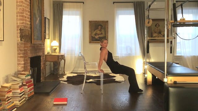 Pilates Arms with NJP