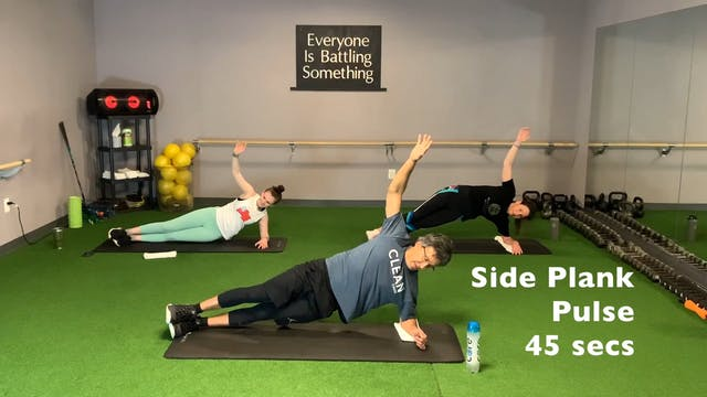 20 Minute No Weight BodyFit with TheFit