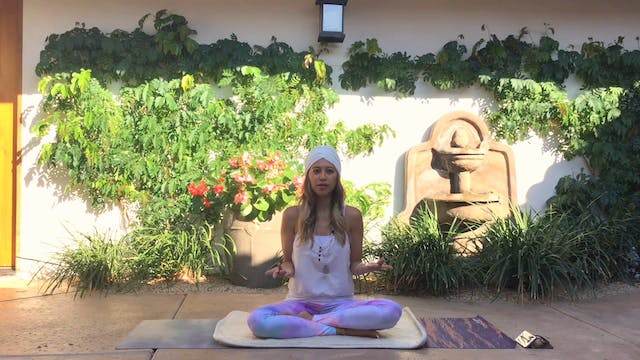 Kundalini for Manifesting with Altare...