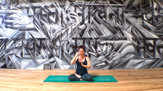 Hatha Vinyasa Yoga Flow for Stress Re...