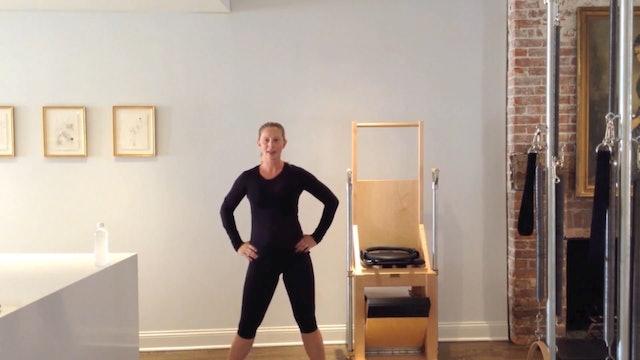 Prenatal Pilates & Plyometrics with NJP