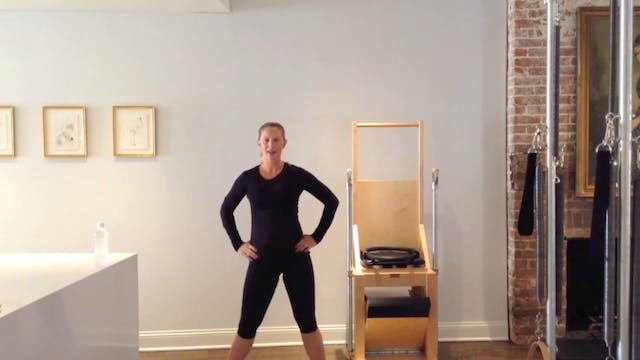 Prenatal Pilates & Plyometrics with NJP