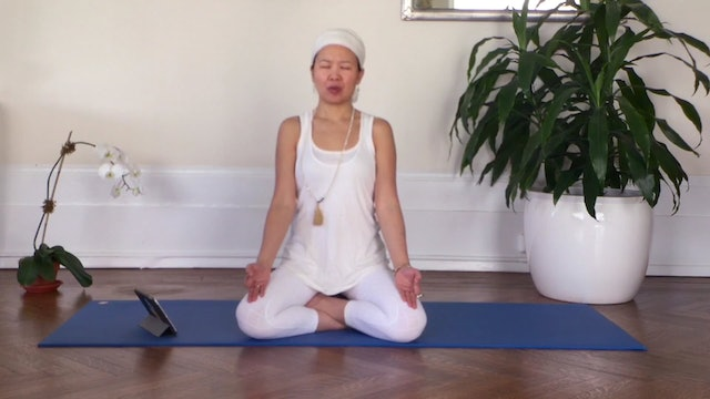 Kundalini One Minute Breath with Modern Ritual NYC