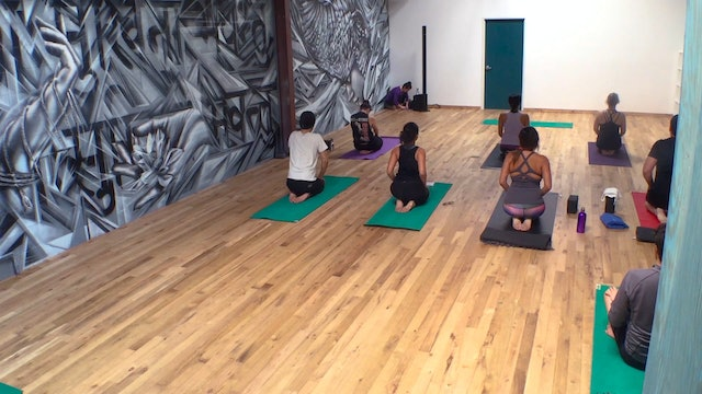 Morning Yoga Flow to Energize with The Springs LA