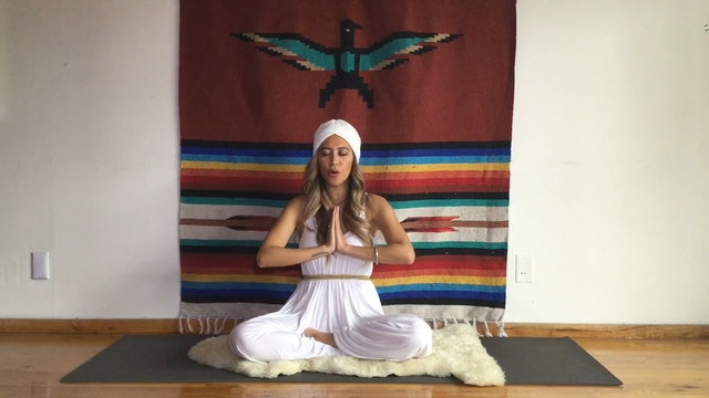 Kundalini Meditation for Prosperity with Altared Space