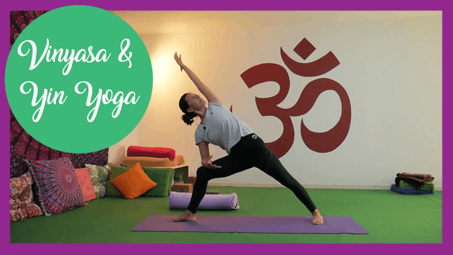 Vinyasa & Yin Yoga