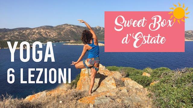 Sweet box d'estate - 6 lezioni