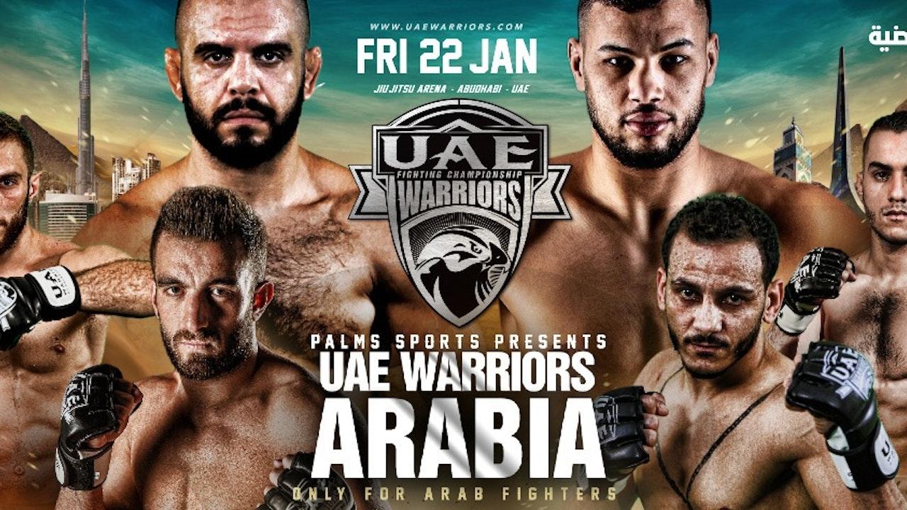 UAE Warriors Arabia