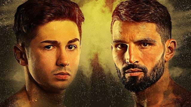 Leo Pinto vs Mehdi Zatout Road To ONE...