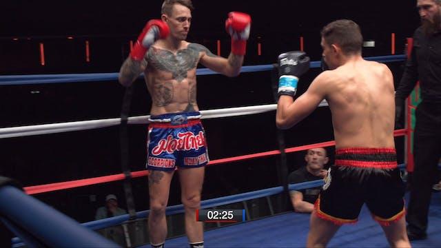 Fight 28:Pablo Colado vs. James Toomey