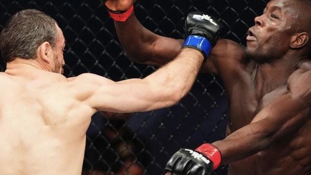 WelterweightsSadibou SyvsAleksei Kunchenko
