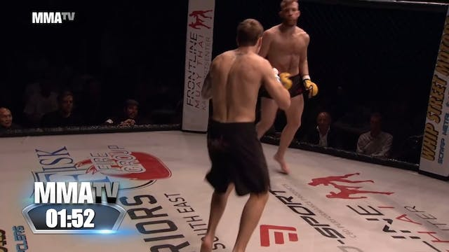 Cage Warriors Academy South East - In...