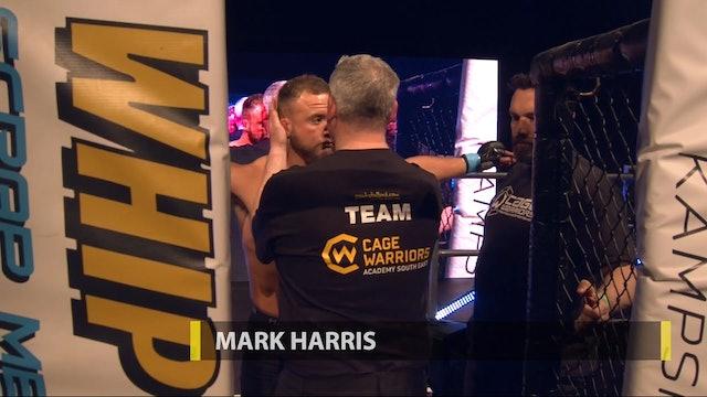 #CWSE23 - Barbaru vs Harris - 170lbs Amateur MMA Contest