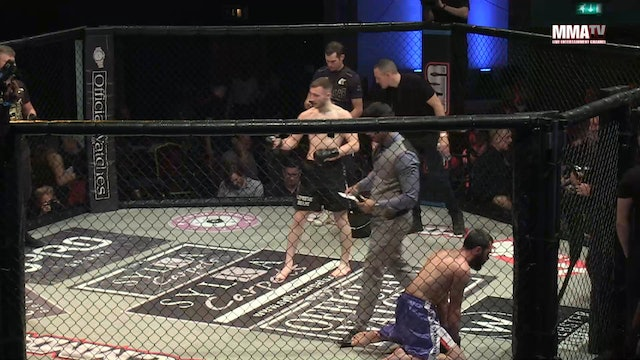 10 WCMMA 30 Harry Keane vs Ricky Beschizza