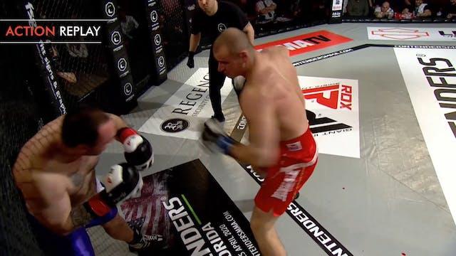 Jamie Pearce vs Jakub Adamski: Boxing