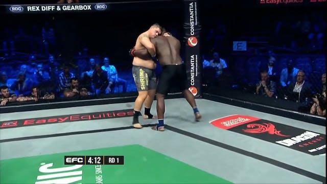 Nico Yamdjie vs Juan Bezuidenhout EFC 79