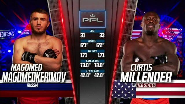 WelterweightsMagomed Magomedkerimov...