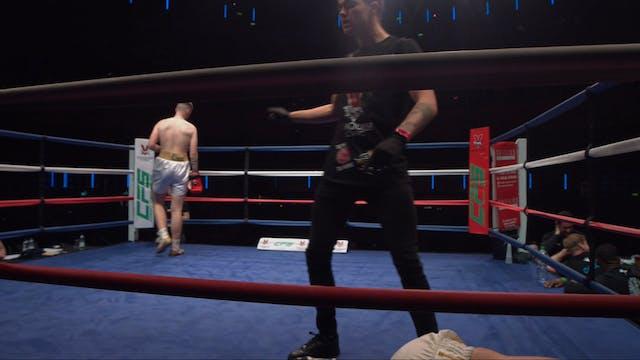 Fight 3: Steve Inns vs. Danny Kerwin