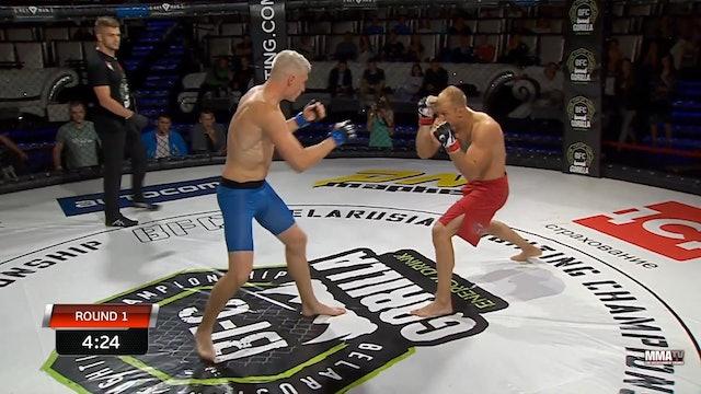 8 BFC 58 Artem Zemlyakov vs Grigory Revako