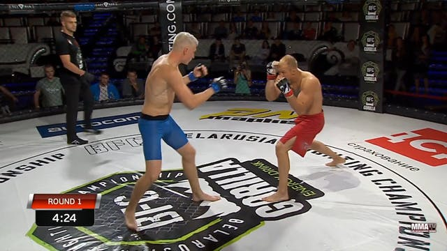 8 BFC 58 Artem Zemlyakov vs Grigory R...