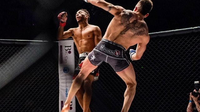BCMMA 18: Joe Harding vs Johan Segas viral Knockout full fight.