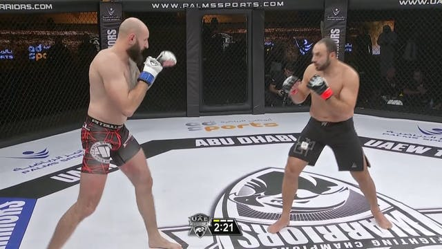 Magic Sosnowski vs Ibrahim El Sawi UA...