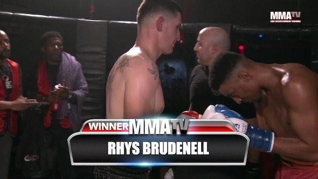 Rhys Brudenell VS Samson Georgestone Victory Fights - 3, Brighton Sussex