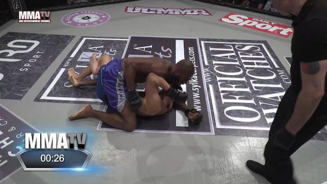4 WCMMA 30 Marcus Okung vs Daniel Dumbar