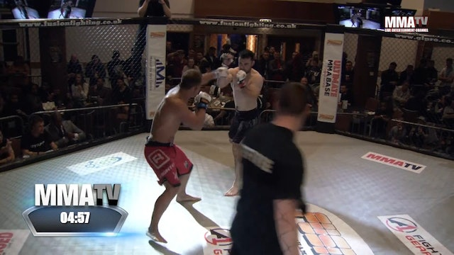 Mathew Holland vs Will Dempsey Fusion 27