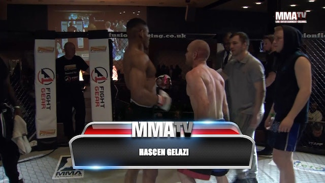 John Spencer vs Hascen Gelezi Fusion 27