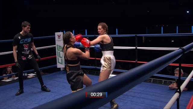 Fight 6: Paris Brindle vs. Leanne For...