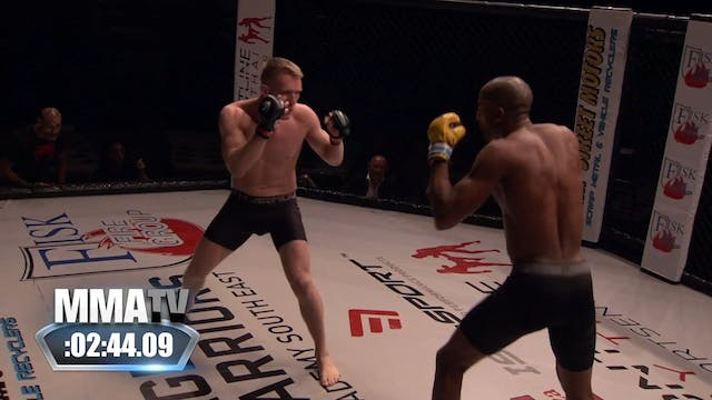 Cage Warriors Academy South East - Mi...