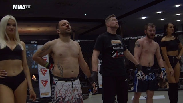 Fusion Fighting Championship 29: Fight 15 Will Cairns vs Weskley Lucas