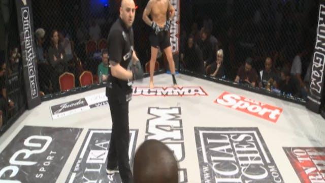 9 WCMMA 25 Daniel Moroney vs  Michael...