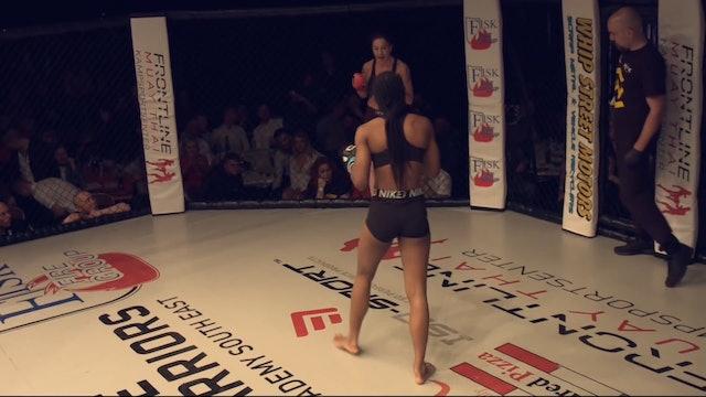 #CWSE23 - Svendsen VS Dyer - 125lbs Amateur MMA Contest