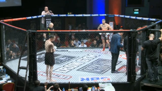 4 UCMMA 47 Liem Motoski vs Paul Dash