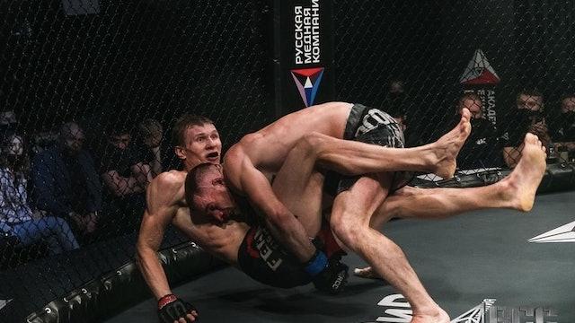 7 RCC 7 Sergey Yaskovets vs Maxim Konovalov Russian commentary