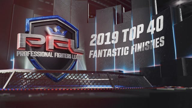 PFL Fantastic Finishes - TOP 40
