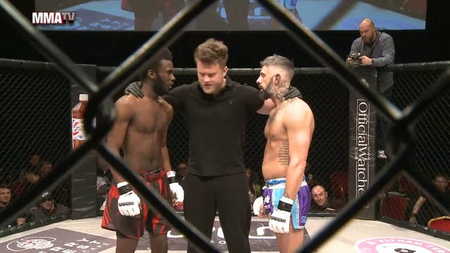 11 UCMMA 50 Dontel Forrester vs Paul ...