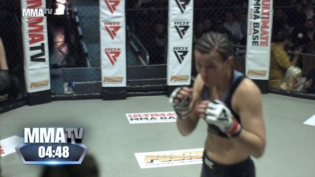 Fusion Fighting Championship 29: FIGHT 13 Ana Maria Pal vs Bernise Aldis