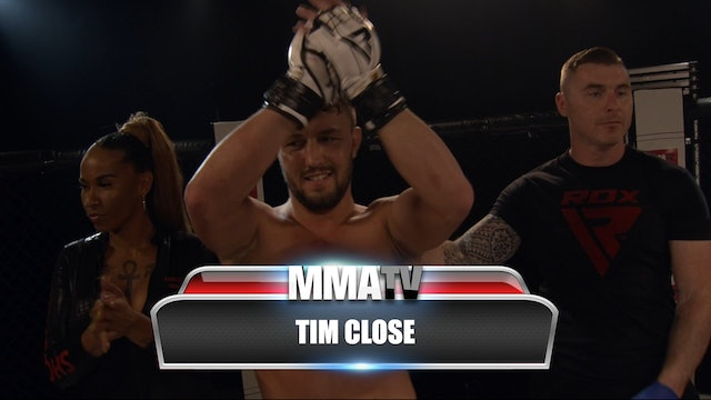 Tim Close vs Jamie Lee McGraffin Title Fight
