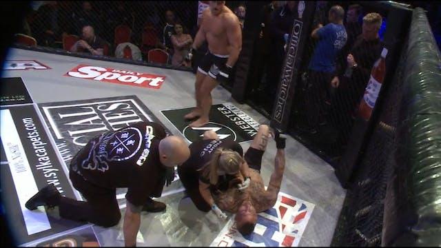 8 UCMMA 51 Mike Garrett vs Andy Cona