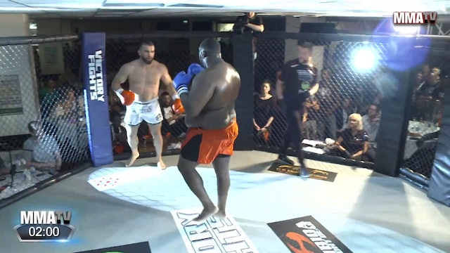 Oli Thompson vs. Kerone Davis - Victory Fights, Brighton Sussex