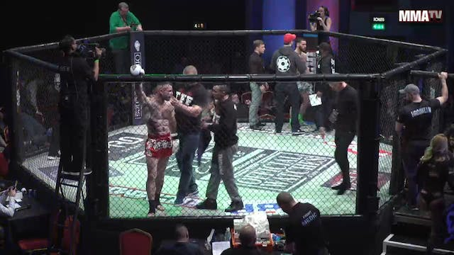 8 WCMMA 28 Marcin Korniak vs Luke Tho...