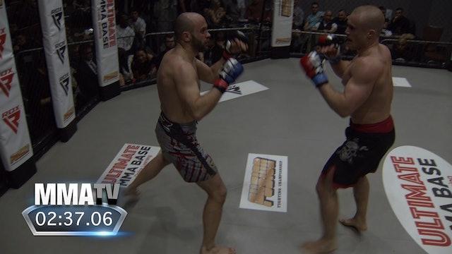 Fusion Fighting Championship 29: Fight 7Thomas Dolega vs Evgenius Volkovs