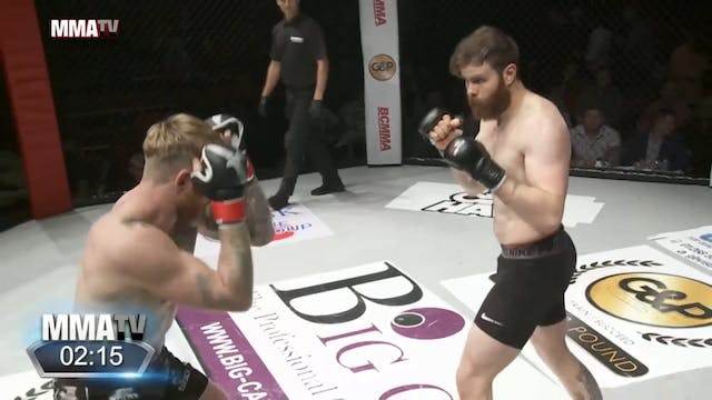 #BCMMA17 - James Webb vs Henrik Lie -...