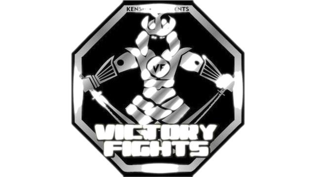 Ryan May VS Jeffrey Almeida Victory Fights - 3, Brighton Sussex